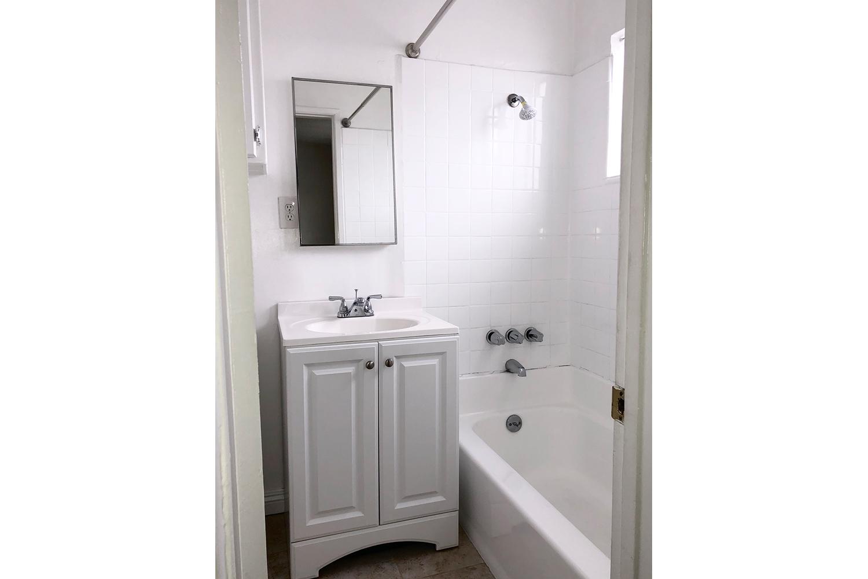 Bathroom at 17220 Grevillea